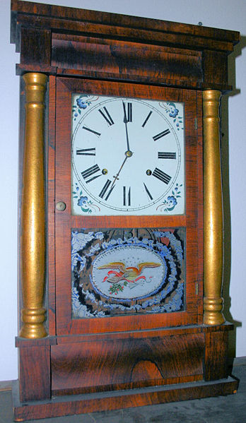 A Chauncey Jerome Clock