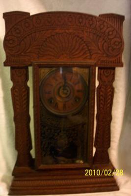 E. Ingraham Mantel Clock
