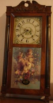 Early Seth Thomas Clock ca. 1820