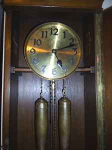 German Grandfather Clock 3