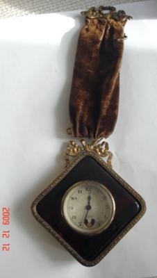 Austrian Pull Cord Clock