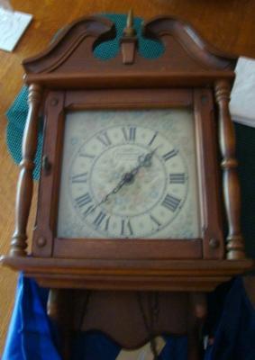 Big Six Clock