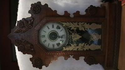 citizen clock manufactured by wm l gilbert