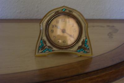 Small Shelf Clock