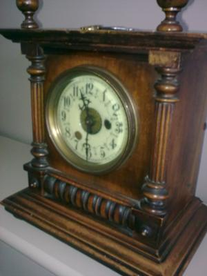 Auction Mantel Clock 2