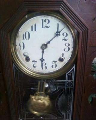 Antique Parlor Clock 2