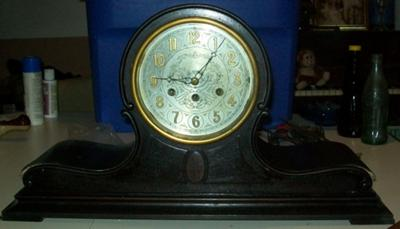 Hershede hall clock award winner