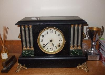 Great Grandma's Ingraham Clock