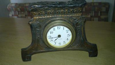 My Gilbert Clock