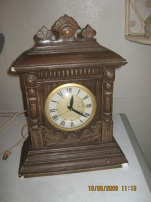 Antique Electric Clock