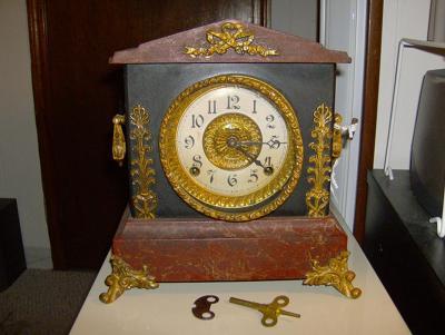 Aunt Jenny's Old Ingraham Clock