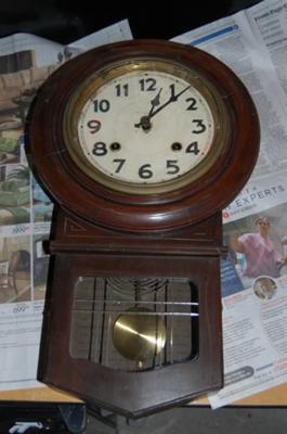 Nagoya Japan Clock