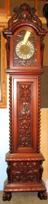 Antique Tall Clock