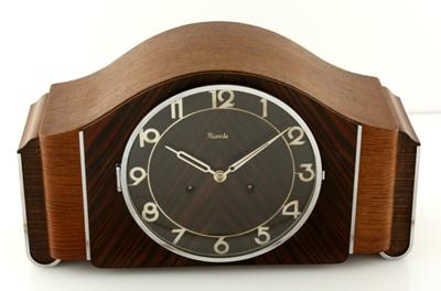 Kienzle Nutwood & Palisander Clock