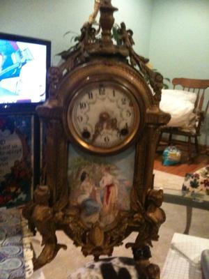 Jennine's clock