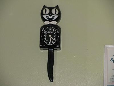 My Kit-Cat Klock