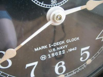 Seth Thomas Clock Dial