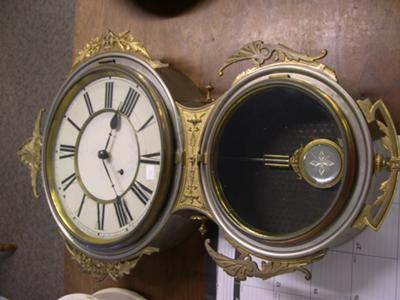 Ansonia Clock view 3
