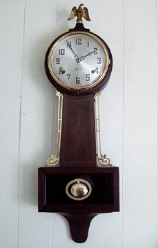 Sessions Banjo Clock