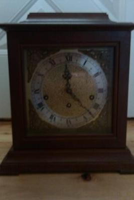 Seth Thomas Clock Please Help