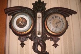 Gustav Becker Wall Clock