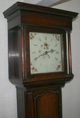 Old Tall Clock