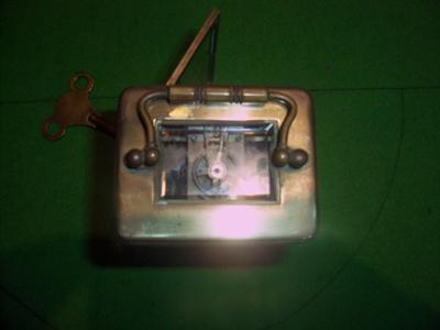 Carriage Clock top