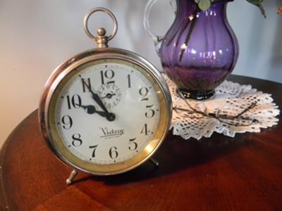 E. Ingraham Alarm Clock