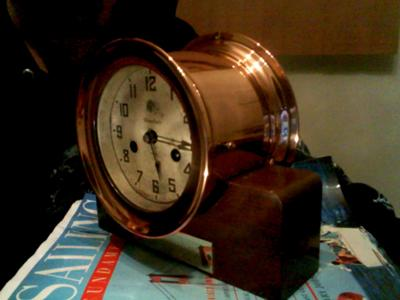 Waterbury Ship Clock 2