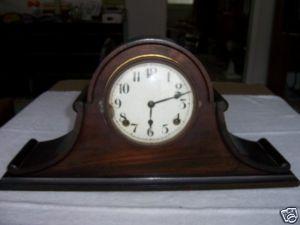 Circa 1890 Wm L. Gilbert mantel clock