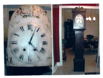 17th Century Tall Clock