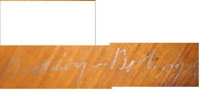 Signed Cuckoo Clock 1