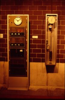 Th First Quartz Clock