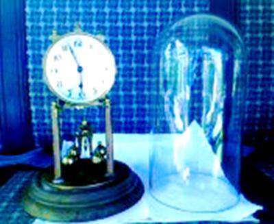 Wedding Anniversary Clock Circa 1937