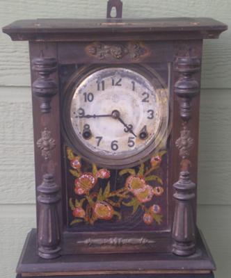Japanese Mantel Clock