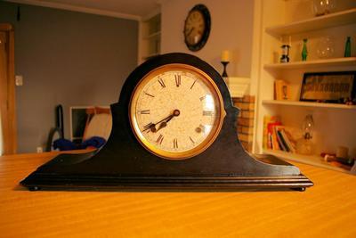 Sessions Mantel Clock