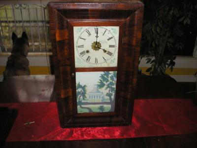 Gilbert Ogee Clock