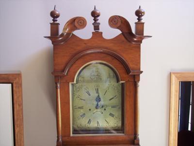 1780's Tall Clock