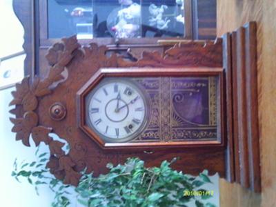 Ingraham Kitchen Clock