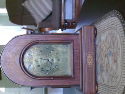 German Mantel Clock