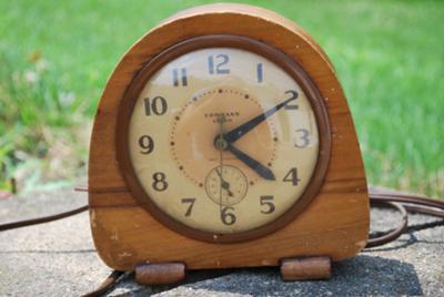 Command Alarm Clock