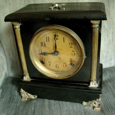 E  N  Welch - Sessions Clocks