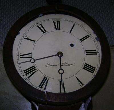 Simon Willard Clock
