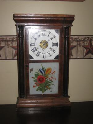 Seth Thomas Split-column Mantel Clock
