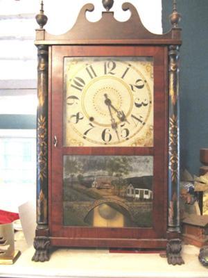 George Marsh Clock