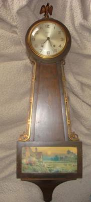 Gilbert clock