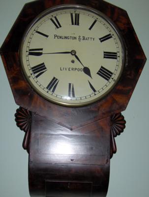 English Wall Clock?