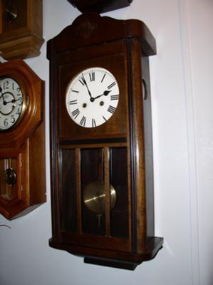 Gustav Becker Clock
