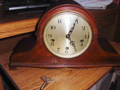 Westminster Mantel Clock