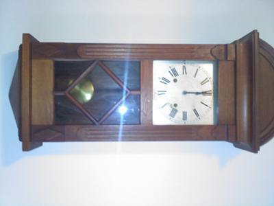 Ansonia Clock 1